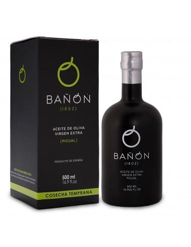 500mL bottle of Bañón Extra Virgin...